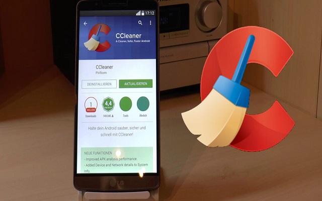 اختراق برنامج Ccleaner للحاسوب والهاتف وملايين المستخدمين في خطر ! سارع لإزالته