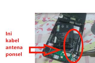 sim card hp terbaca tetapi sinyalnya tak muncul