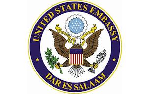 US EmbassyDsm Logo