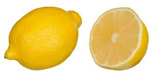 cara menghilangkan kelemumur cuka dan lemon