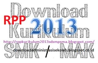 Contoh RPP TKJ SMK/ MAK Kurikulum 2013 Kelas X, XI, XII, Download RPP TKJ SMK/ MAK Kurikulum 2013 Kelas X, XI, XII