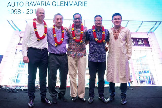 AUTO BAVARIA RELOCATES FROM ITS ICONIC BUILDING IN GLENMARIE TO THE LARGEST DEALERSHIP FACILITY FOR THE BMW GROUP IN SOUTHEAST ASIA.
