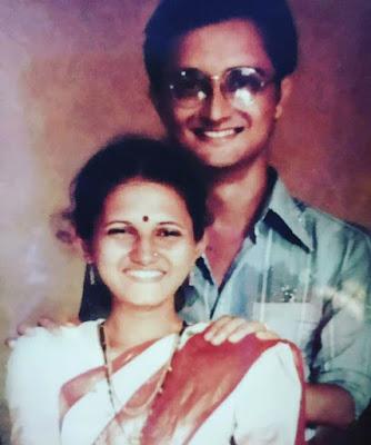 Rashami Desai mother, father
