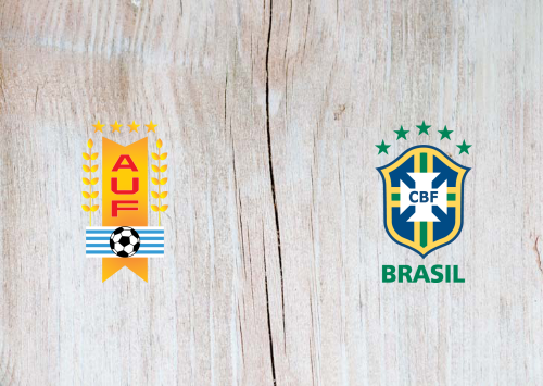 Uruguay vs Brazil -Highlights 18 November 2020