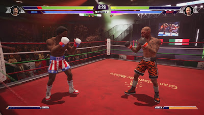 Análisis de Big Rumble Boxing: Creed Champions para PS4