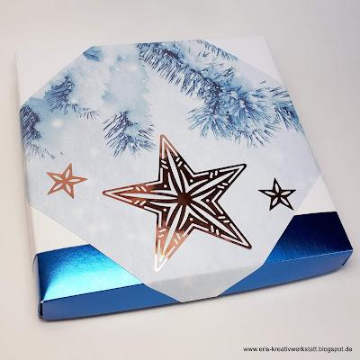 "Frostige Geschenkverpackungen mit DP ""Winterzauber"" Stampin' Up www.eris-kreativwerkstatt.blogspot.de"
