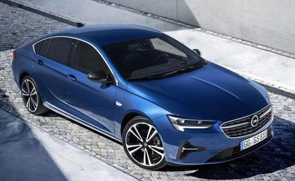 Burlappcar: 2020 Opel Insignia/2021 Buick regal