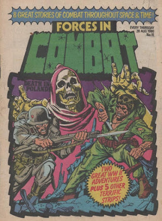 Forces in Combat #16, War is Hell