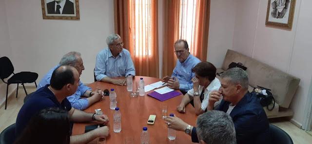 Παναγιώτης Νίκας: Δέσμευση μας η αγαστή συνεργασία Δήμων & Περιφέρειας προς όφελος των πολιτών