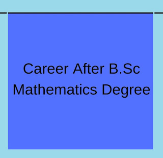 Best Courses and Jobs After B.sc Maths