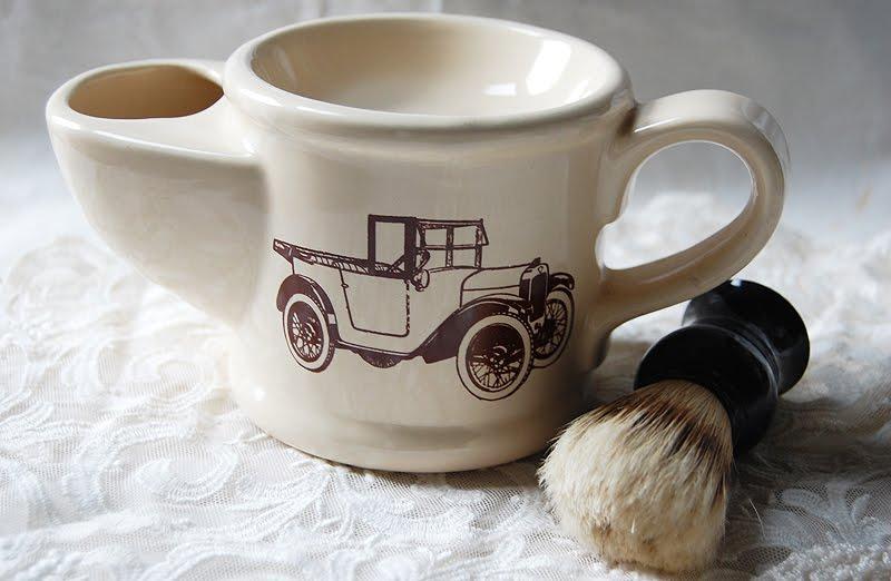 Vintage Shaving Mugs 112
