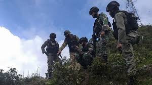 Baku Tembak TNI-Polri di Kiwirok, Komandan KKB Elly Bidana Tewas