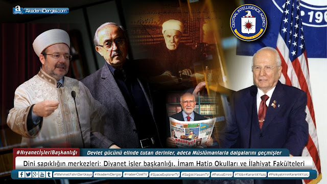 akademi dergisi, aydın tonga, bop projesi, diyanet işleri başkanlığı, içimizdeki israil, kuraniyyun, masonlar, Mehmet Fahri Sertkaya, mehmet görmez, siyonizm, tayyar altıkulaç, temkin vakitleri,