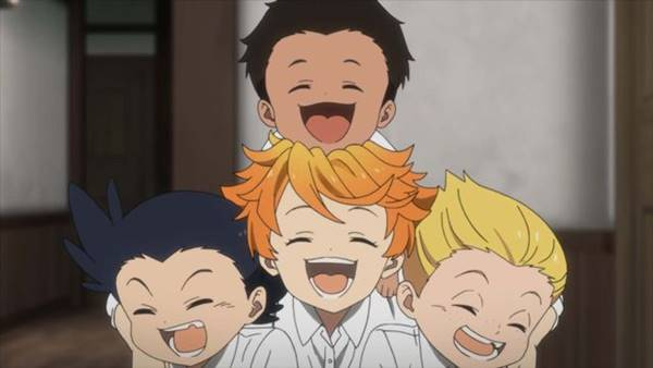 Sinopsis dan Review Anime The Promised Neverland
