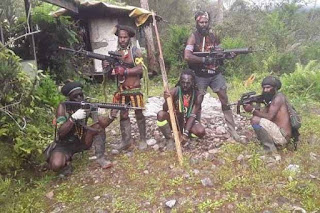 Kelompok Separatis Teroris Papua Melanggar HAM Berat