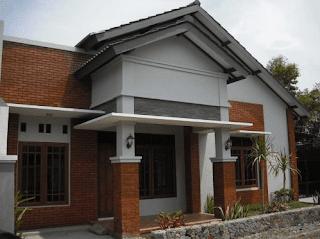 model tiang teras rumah minimalis terbaru