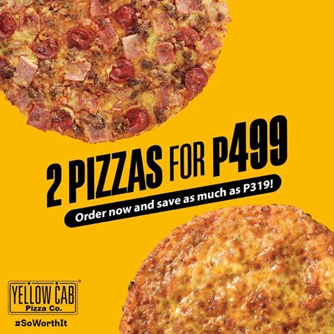 yellow cab pizza delivery number  yellow cab promo 2019  yellow cab 2 in 1 pizza  yellow cab menu promo 2019  yellow cab promo feb 2019  boom bundle yellow cab  yellow cab promo buy 2 take 2  yellow cab dessert pizza  Page navigation