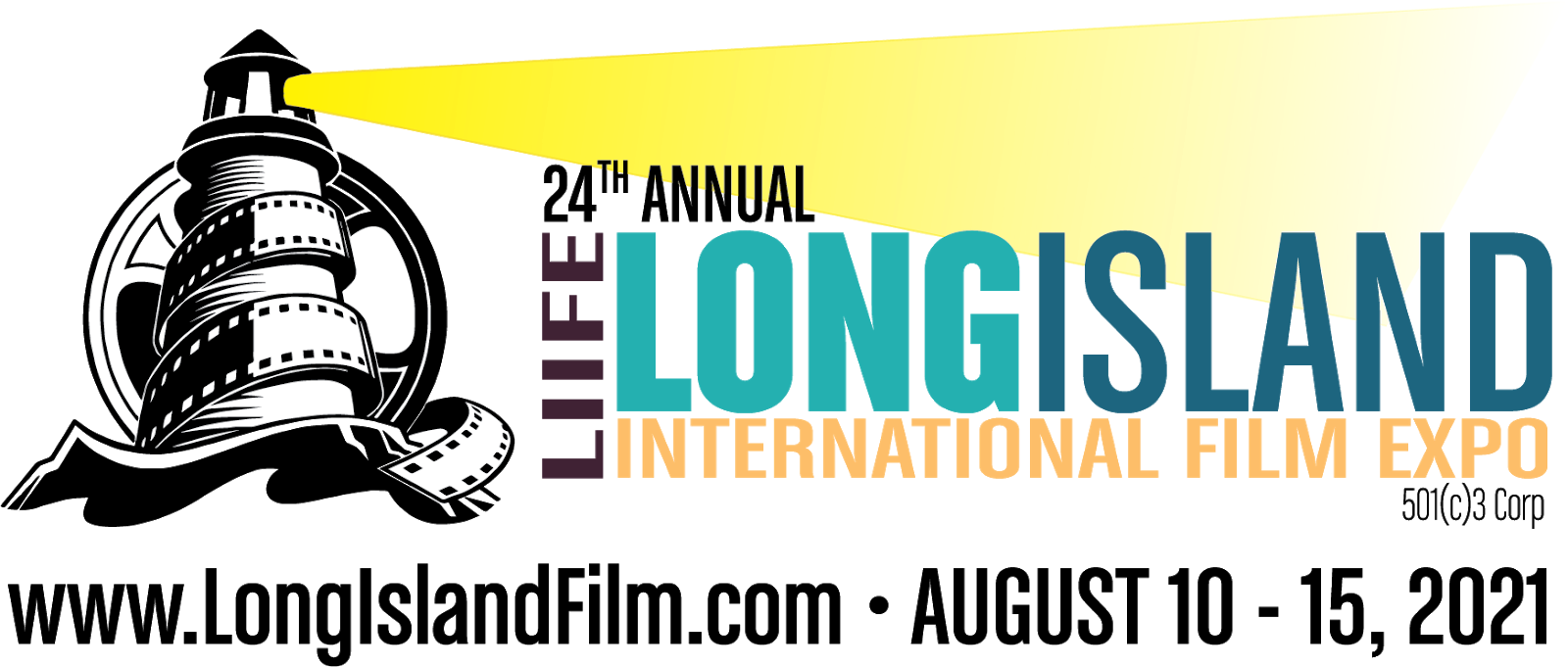The 24th Annual Long Island International Film Expo is August 10th - 15th