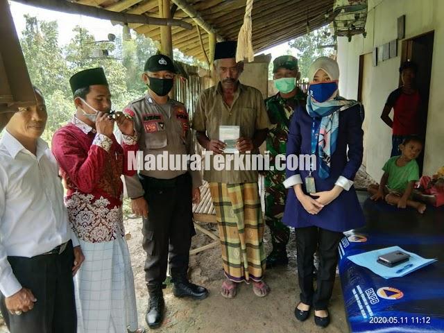Respon Positif UPZ Polres Sampang Melakukan Penggalangan Dana Untuk Fahri