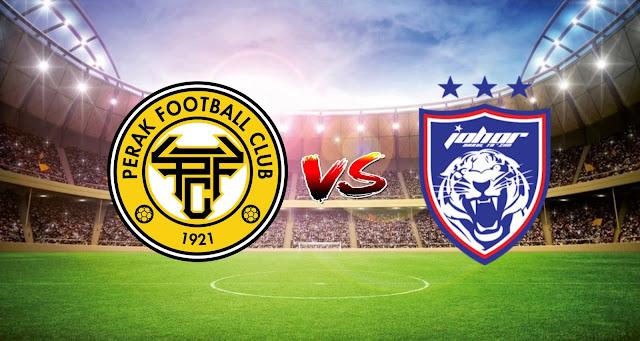 Live Streaming Perak FC vs JDT FC 21.3.2021 Liga Super