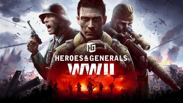 Heroes & Generals WWII: Το δωρεάν First-Person Shooter με θέμα το Β' Παγκόσμιο για PC