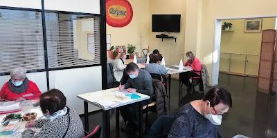Sessió taller estimulació cognitiva Aviparc