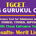 TGCET Results 2018 TS Gurukulam  5th Class Admission Test Merit List