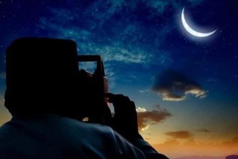 علم الفلك وأوائل الشهور القمرية