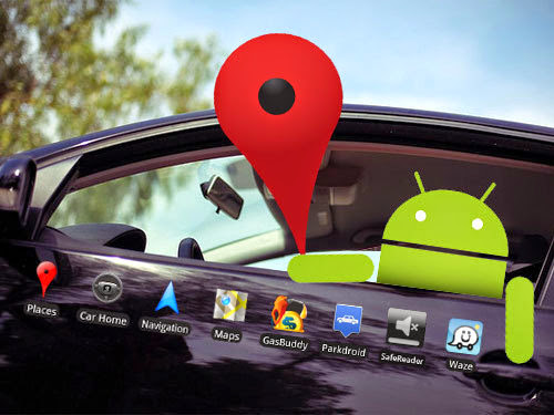 Android: Coming to a Car Near You