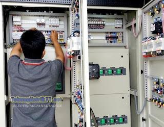 Wiring panelats amf