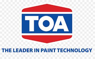 Informasi Loker Via Email HR Admin PT TOA Paint Indonesia Jakarta