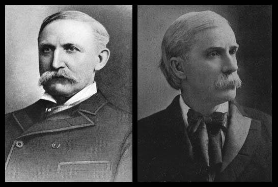 John Galey and James Guffey