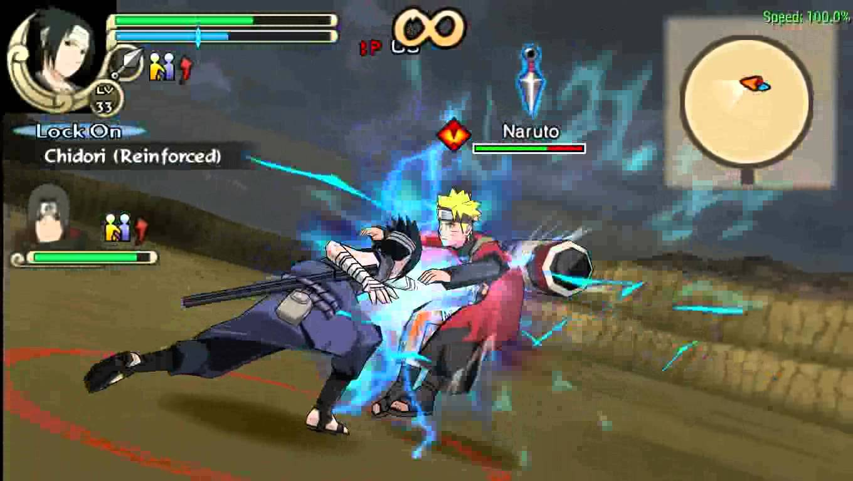 Naruto Ultimate Ninja impact Storm 4 PPSSPP Full Version ...