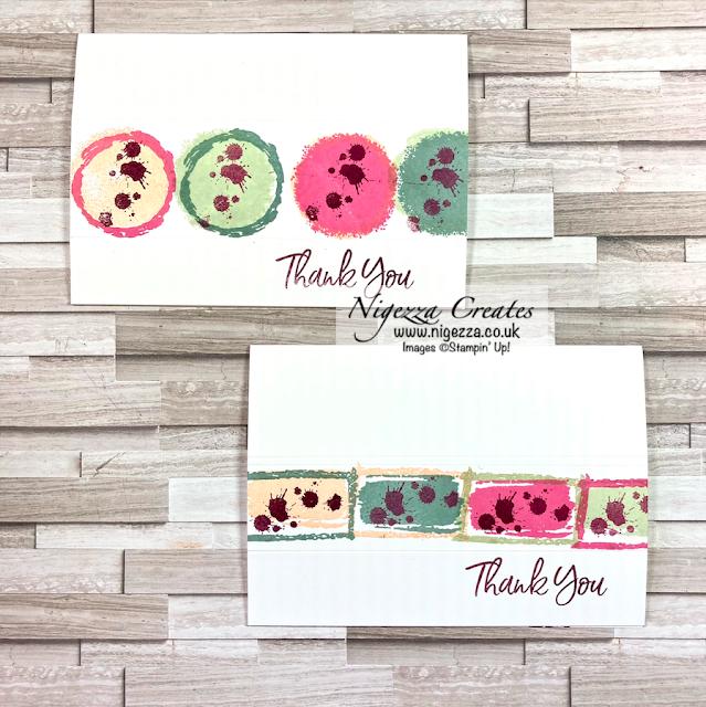 Ink Stamp Share September Blog Hop: Colour Challenge