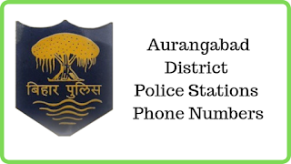Aurangabad district Police Stations Phone Numbers