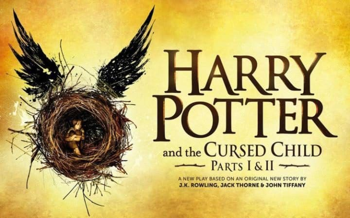 Harry Potter and the Cursed Child is the Official Eighth Book
