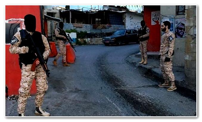 """اتفاق على إخراج تنظيم """"أنصار الله"""" من مخيم المية ومية"""