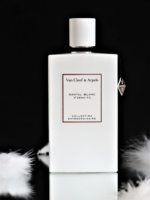santal blanc van cleef arpels avis, van cleef and arpels santal blanc review, van cleef and arpels collection extraordinaire avis