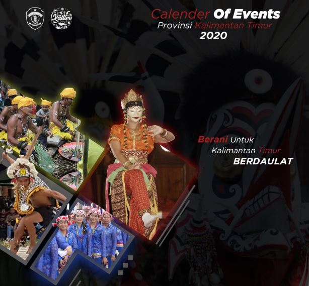 Kalender Event Pariwisata Kalimantan Timur 2020