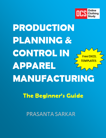 Production planning and control in apparel manufacturing