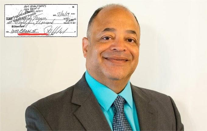 Investigan a precandidato dominicano a concejal  en Providence por cheque sin fondos de US$85.000
