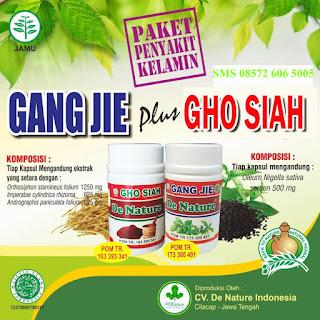 Obat Ampuh Gang Jie dan Gho Siah