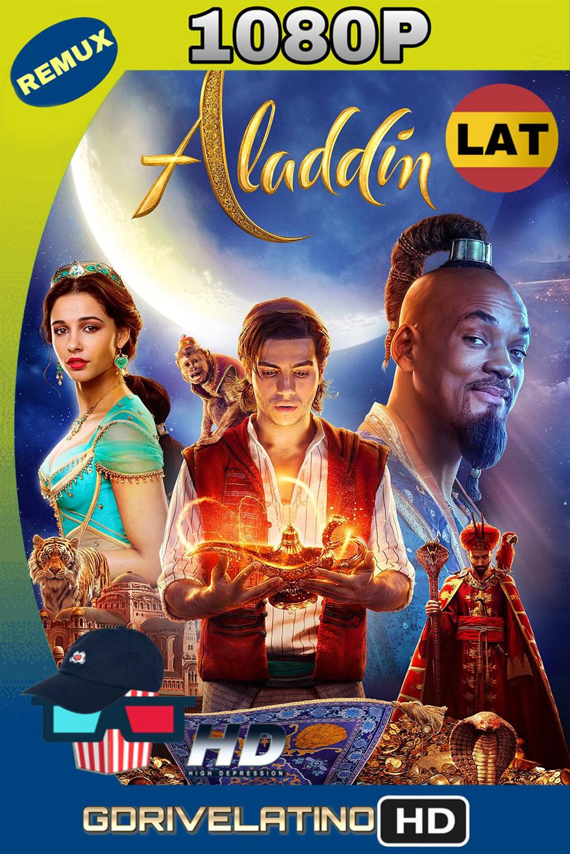 Aladdin (2019) REMUX 1080p (Latino-Inglés) MKV