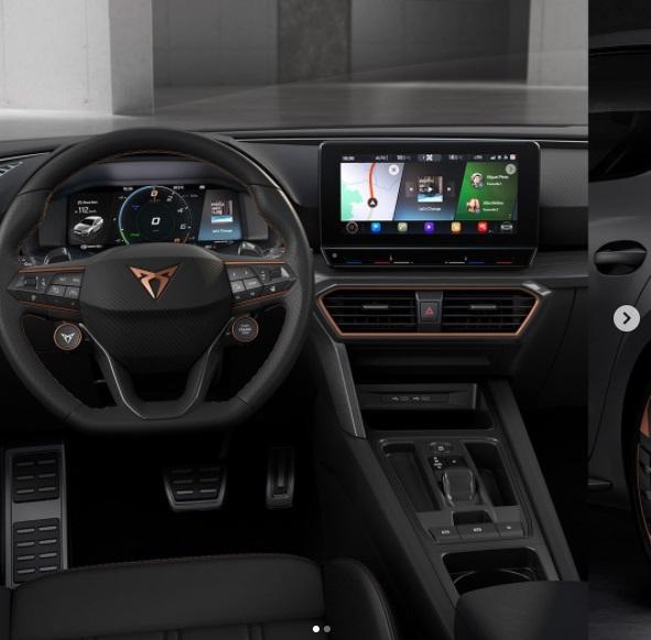 Cupra Car Kabin
