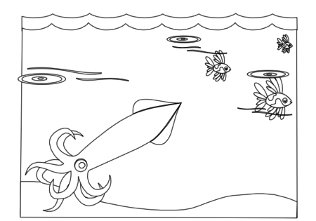 veterinarian office coloring pages - photo#18