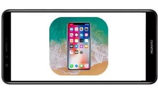 تنزيل برنامج ثيمات ايفون Launcher iPhone vip mod pro مدفوع مهكر بدون اعلانات بأخر اصدار من ميديا فاير