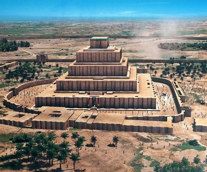 Misteri Ziggurat, Tempat Menakjubkan yang Pernah Ada di Zaman Kuno