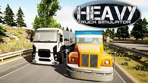 Download Heavy Truck Simulator Mod Apk v1.971 Untuk Android