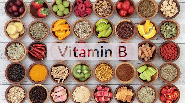 Cukupi Vitamin B Agar Tidak Cepat Tua