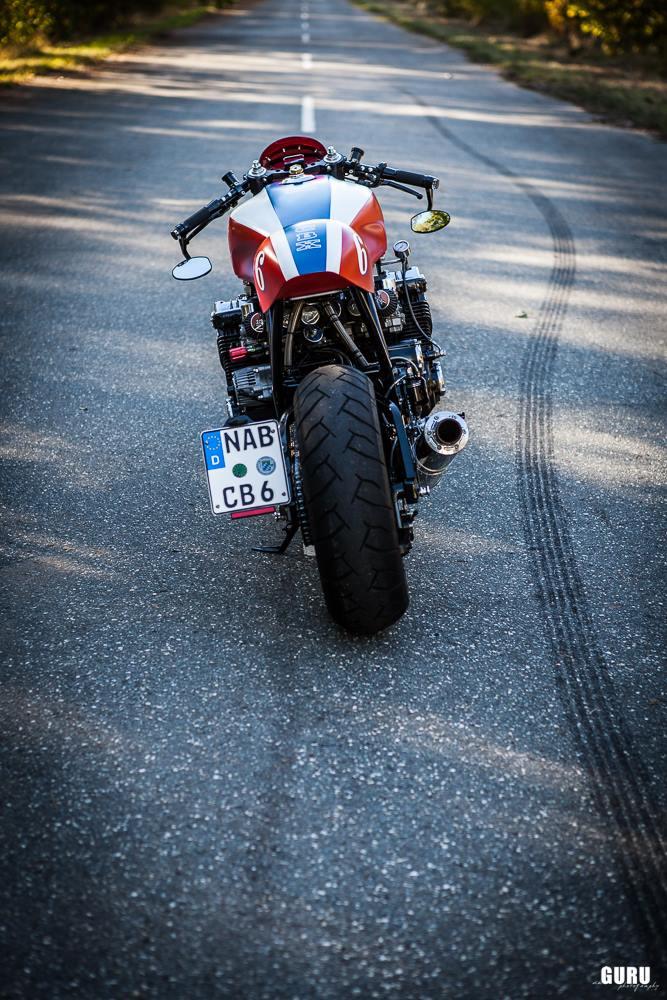 honda cbx cafe racer - rocketgarage - cafe racer magazine